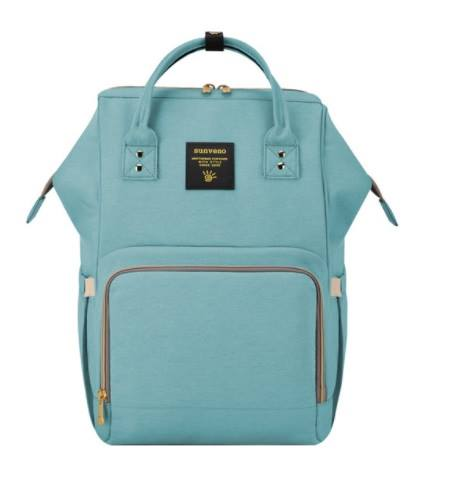 Mint Green Sunveno Diaperbag
