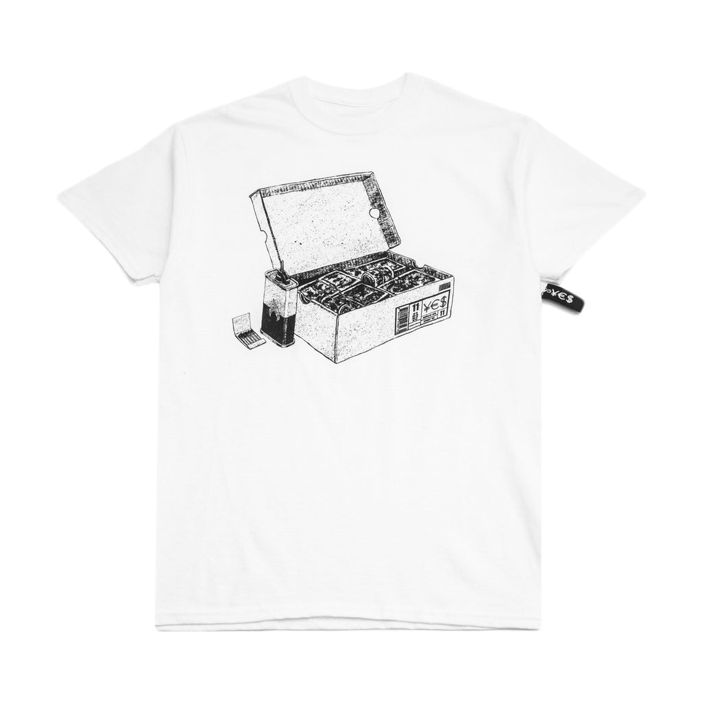 SHOEBOX T WHITE