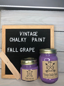 Vintage Chalky Paint
