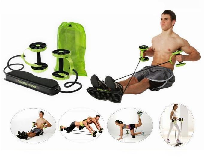 Revoflex Xtreme Fitness Workout
