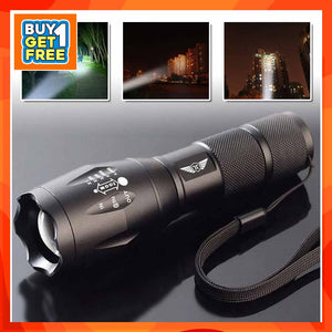 Turbo Light High Performance Flashlight (BUY 1 TAKE 1)