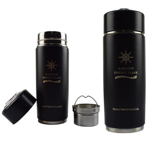Advance Dual Alkaline Flask
