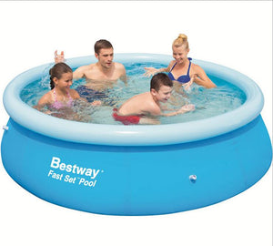 "Fast Set Inflatable Pool (1.98m x 51cm / 6'6"" x 20"") - 57252"