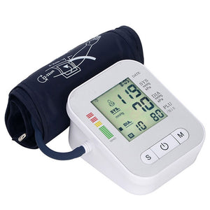 Portable Electric Blood Pressure Monitor - R00187