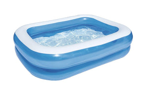 "Inflatable Home Pool (2.01m x 1.50m x 51cm / 6'7"" x 59"" x 20"") - 54005"