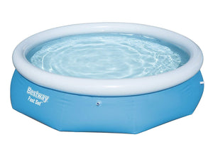 "Fast Set Inflatable Pool (3.05m x 76cm / 10' x 30"") - 57266"
