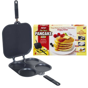Heavy Duty Hand Mixer + Heavy Duty Pancake Maker Pan with Free Mystery Gift