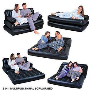 Luxury 5 in 1 Sofa Bed (with Free 2x Flex Tape) - R00104