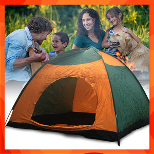 Heavy Duty Camping Tent ( 8 to 10 Persons ) - R00085