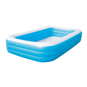 "Inflatable Home Pool (3.05m x 1.83m x 56cm / 10' x 72"" x 22"") - 54009"