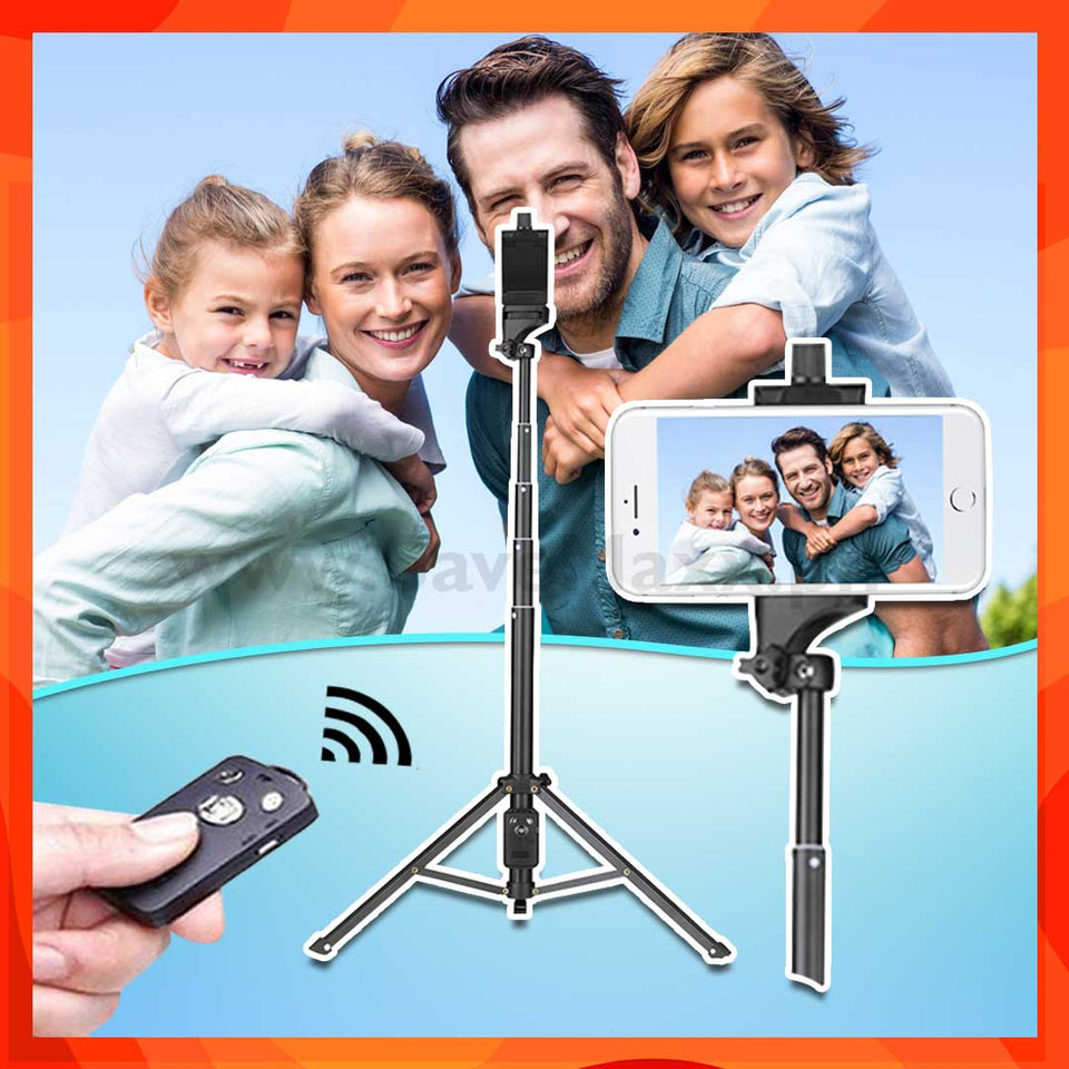 2 in 1 Bluetooth Hand Tripod/Monopad - R00170