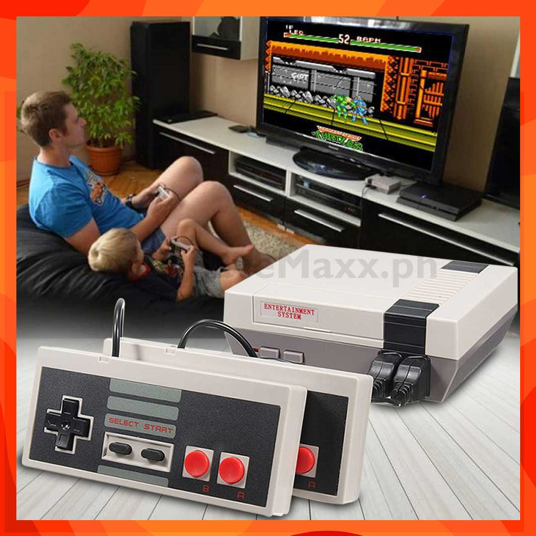 Mini Entertainment Game Console System - R00184