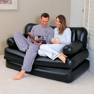 Luxury 5 in 1 Sofa Bed (with Free Advanced SD Flashlight)