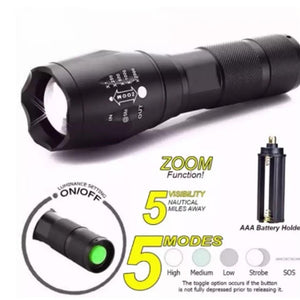 Turbo Light High Performance Flashlight