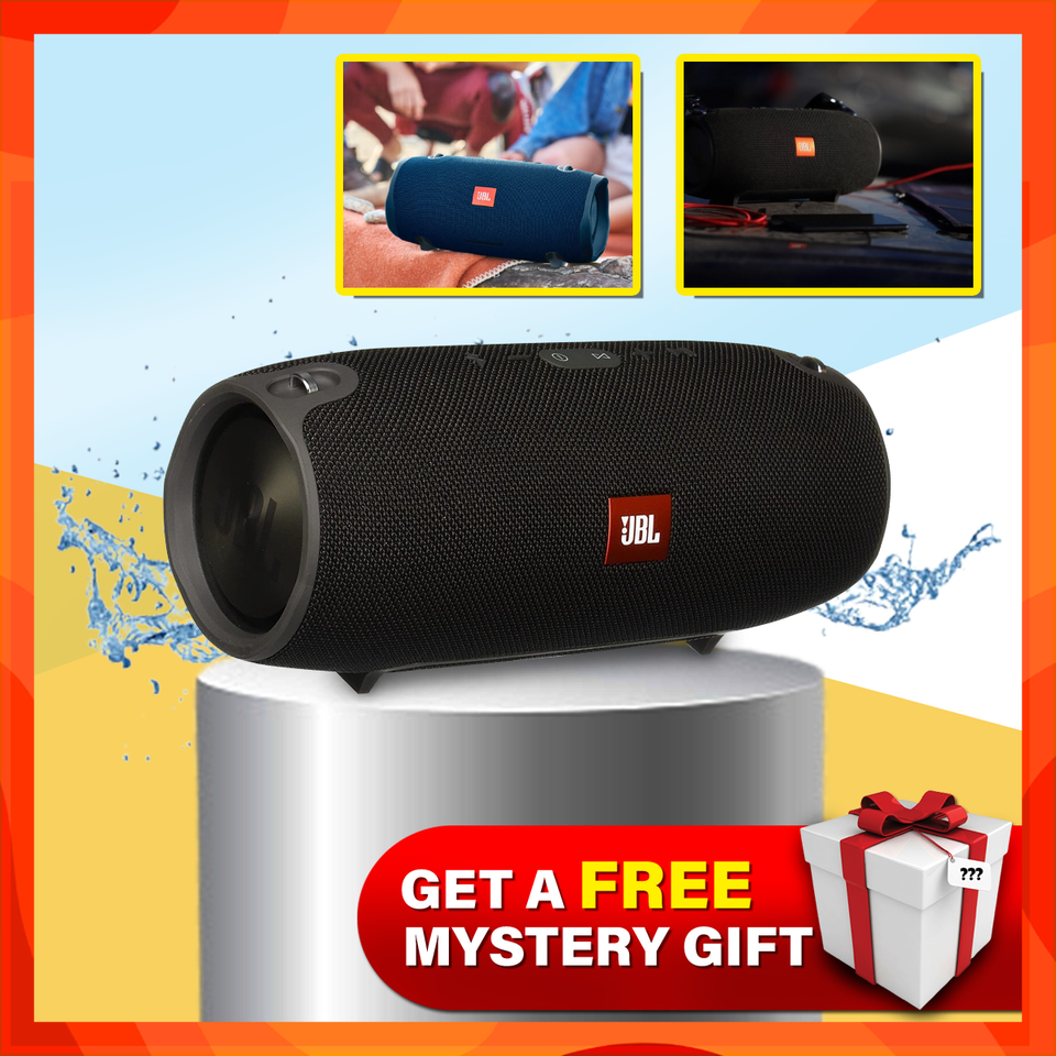 Xtreme Wireless Bluetooth Speaker with FREE Mystery Gift