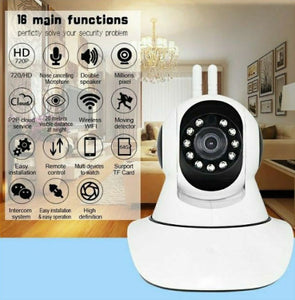 Wireless High Definition IP Camera - R00142
