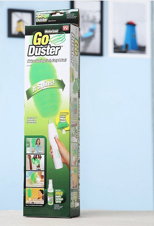 Amazing Spinning Dust Cleaner