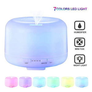 Ultrasonic Aromatherapy Household Air Humidifier