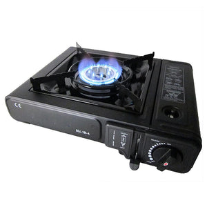 Grilling Pan with Portable Butane Stove