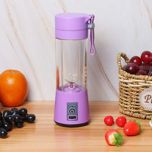 Portable & Rechargeable Mini Juice Blender - R00134