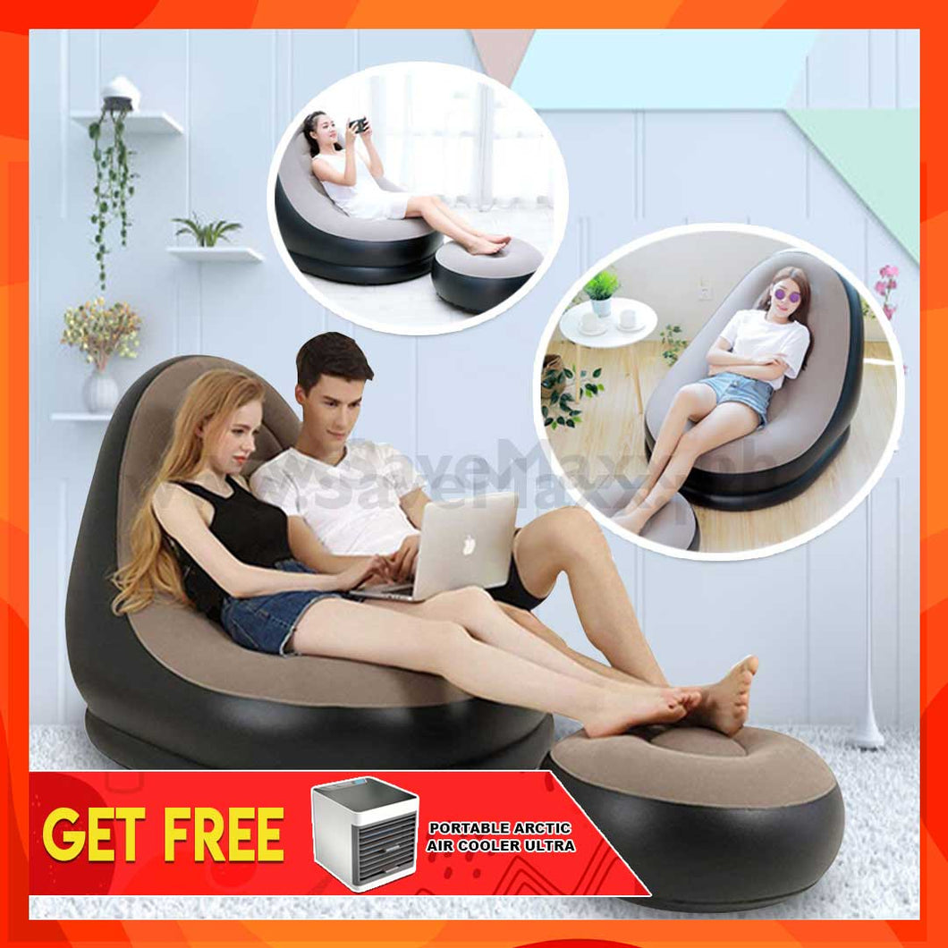 Luxury Portable Sofa Lounge (with Free Portable Arctic Cooler Ultra)