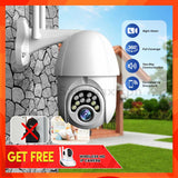 Weatherproof Wireless Security Camera (with free Wireless HD IP Camera)