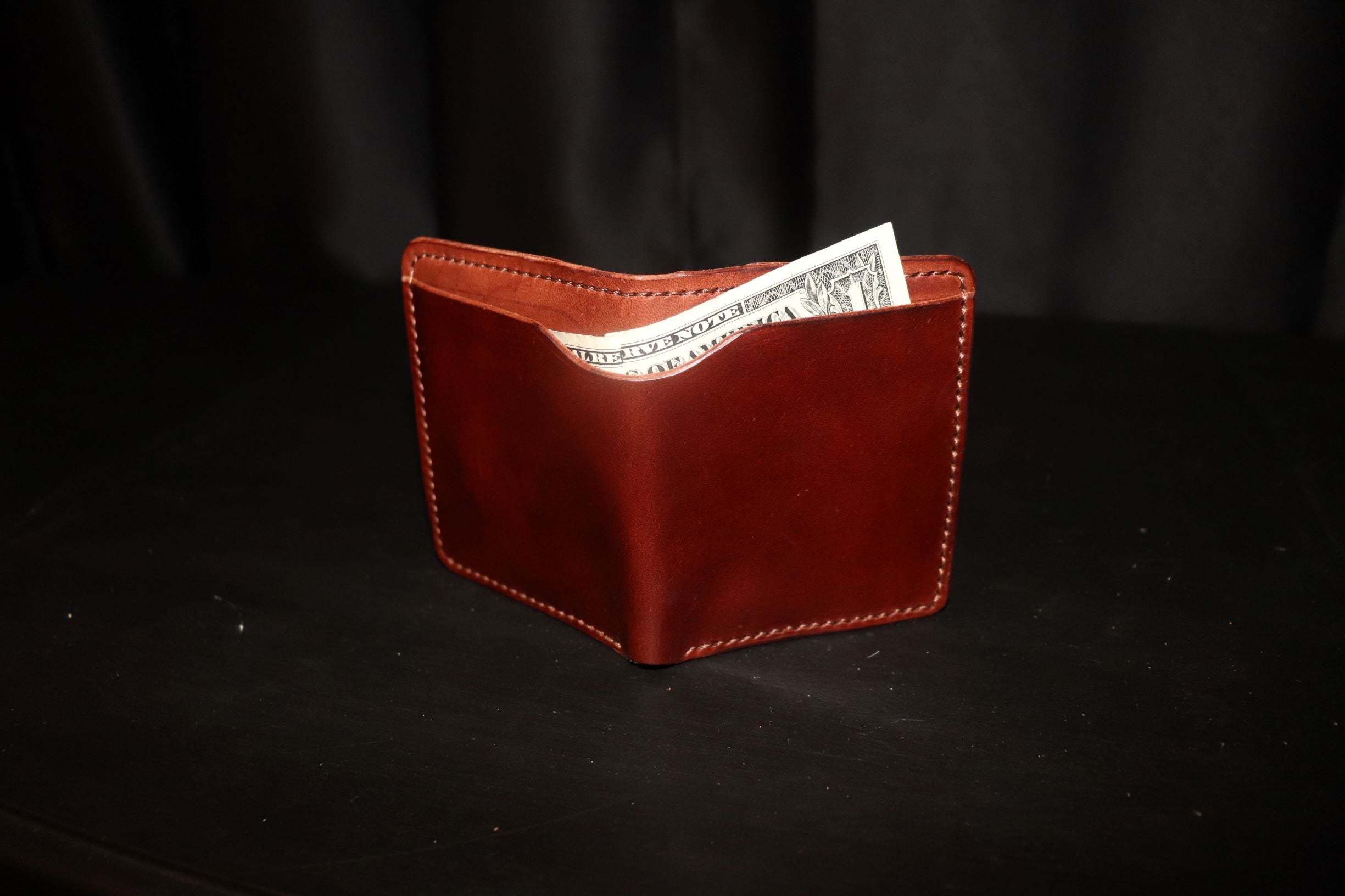 Leather Reverse Wallet