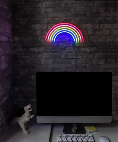 LED Neon Rainbow Sign