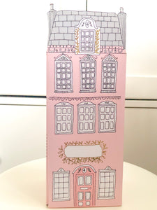 Money Box (Pink House)