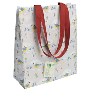 Rex London Blue Tit Shopping Bag