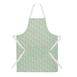 Sass and Belle Tropical Flamingo Kids Apron