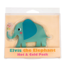 Load image into Gallery viewer, Rex London Elvis The Elephant Hot/Cold Pack