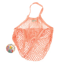 Load image into Gallery viewer, Rex London Coral Organic Cotton Net Bag