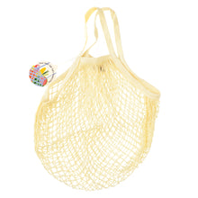 Load image into Gallery viewer, Rex London Cream Organic Cotton Net Bag