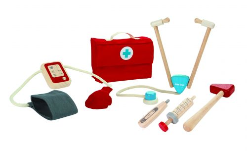 PlanToys Doctor's Set
