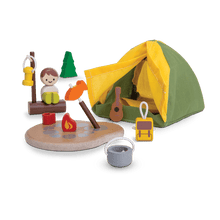 Load image into Gallery viewer, PlanToys Camping Set
