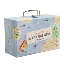 Load image into Gallery viewer, Moulin Roty La valise de l'explorateur