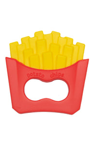 Loulou Lollipop - Silicone Teether Single - French Fries