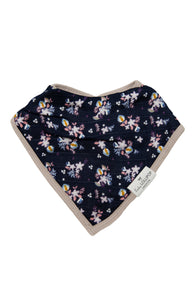 Loulou Lollipop Bandana Bib Set - Fair Isle