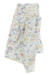 Loulou Lollipop Swaddle - Carnival Fun
