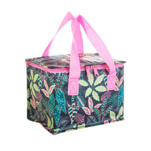 Load image into Gallery viewer, Sass and Belle Variegated Leaves Lunch Bag