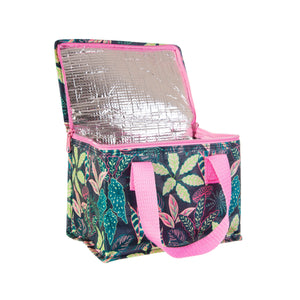 Sass and Belle Variegated Leaves Lunch Bag