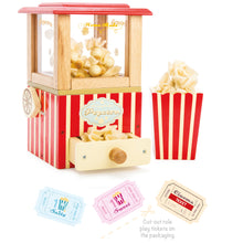 Load image into Gallery viewer, Le Toy Van Popcorn Machine