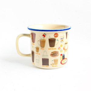 The Little Drom Store Mug Lets Have Kopi or Teh in Singapore