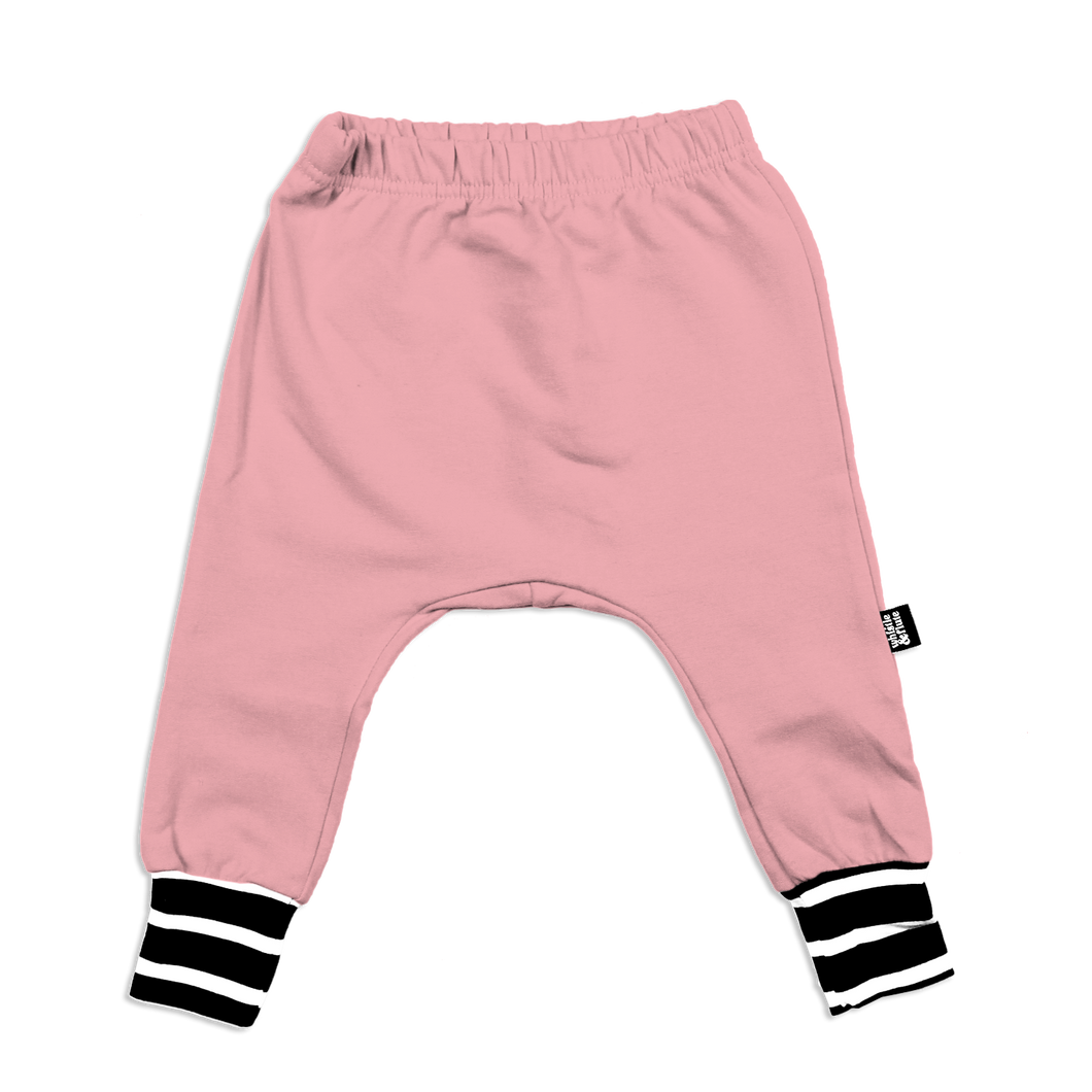 Whistle & Flute Joggers - Pink