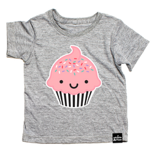 Load image into Gallery viewer, Whistle & Flute Cupcake T-Shirt