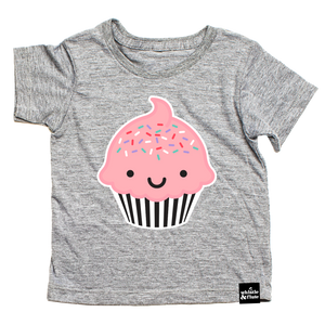 Whistle & Flute Cupcake T-Shirt
