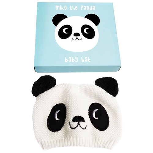 Rex London The Panda Baby Hat