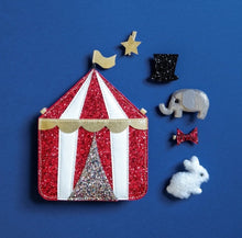 Load image into Gallery viewer, Mimi & Lula Circus Tent Bag