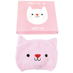 Rex London Cookie The Cat Baby Hat